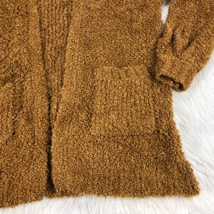 American Eagle Outfitters Sweaters - AEO Boucle Knit Boyfriend Cardigan